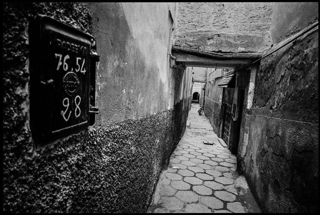 Street in Marrakech, Morocco