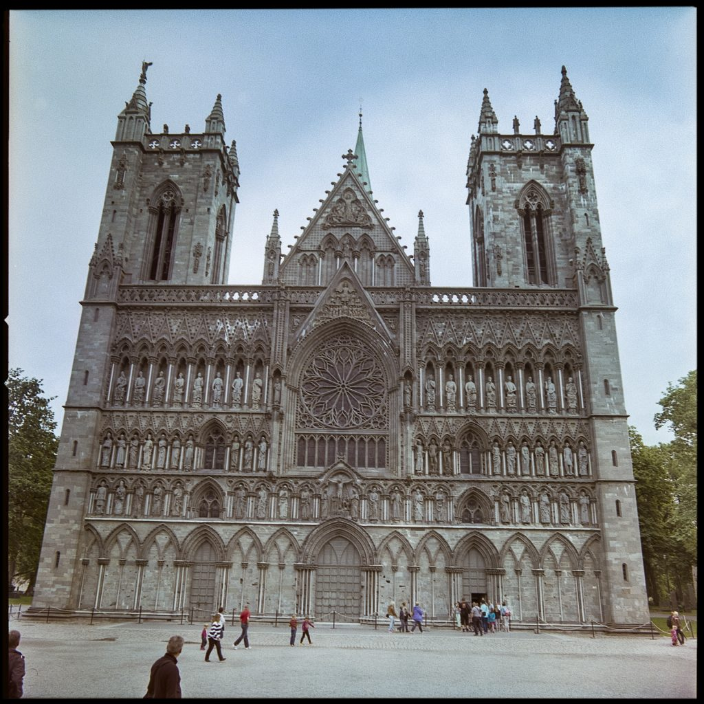 Image of The Nidaros Cathedral