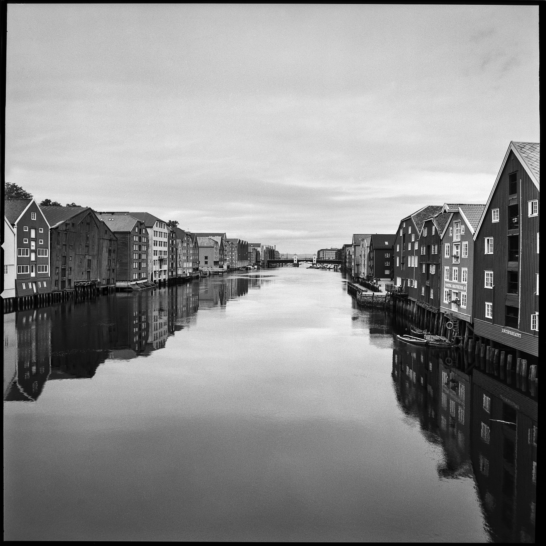Trondheim travel photography