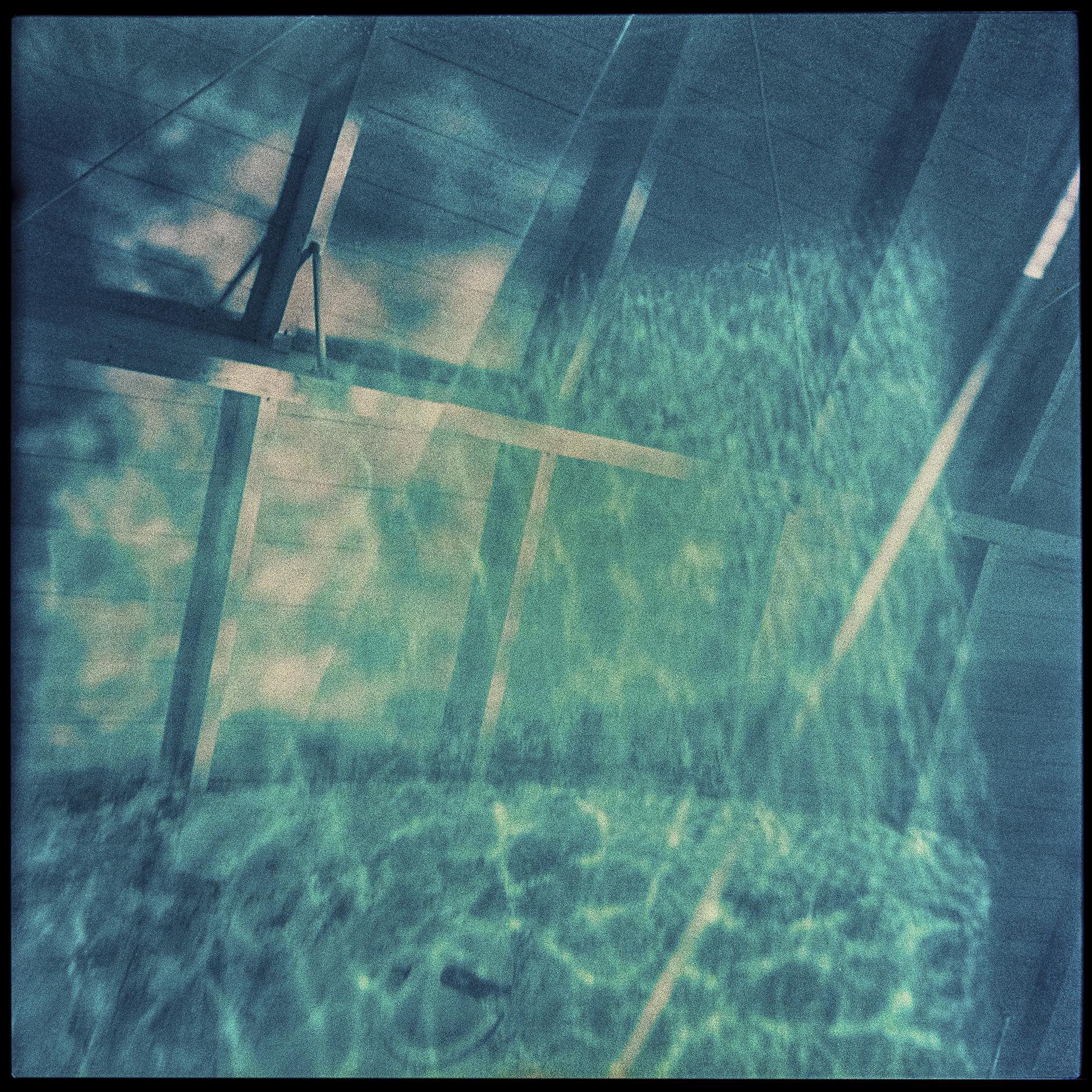 Multiple exposure cross processed film