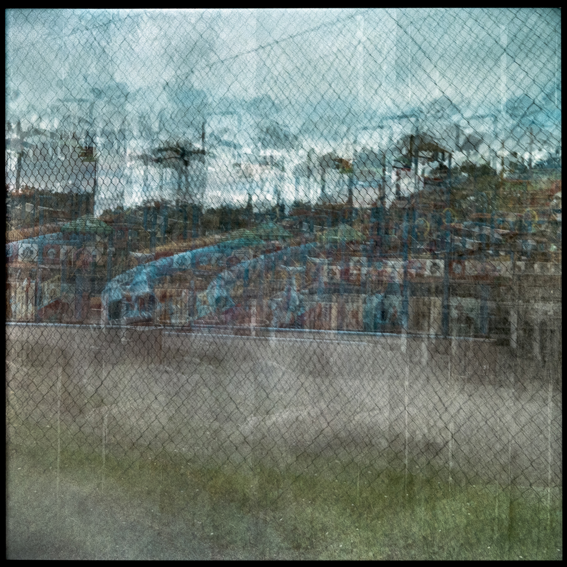 Multiple exposure, a process exercise