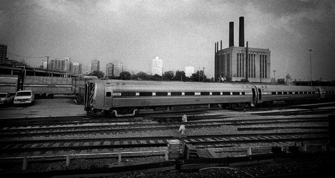 The Train Ride Project